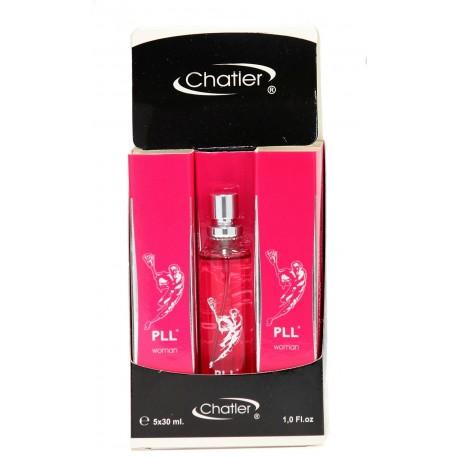 PLL woman różowe woda odświeżająco pielęgnacyjna 30 ml Chatler