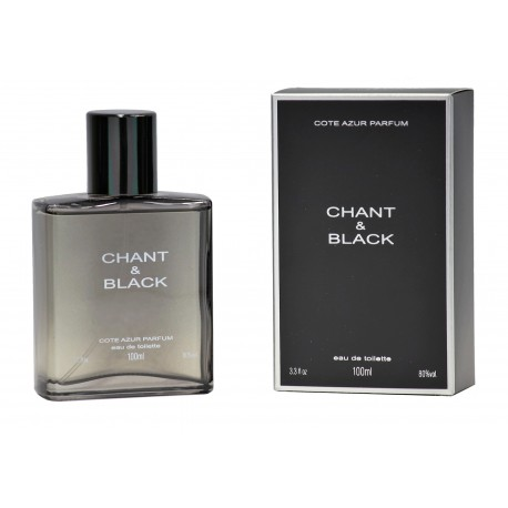 Chant & Black eau de toilette 100 ml Cote d'Azur