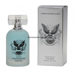VICTIS eau de toilette 100 ml Christopher Dark