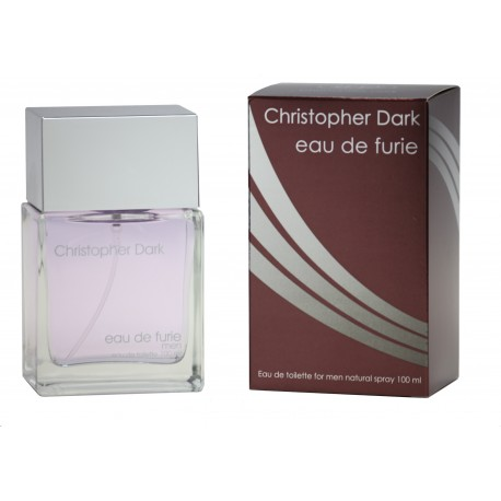 Eau de furie for men 100 ml Christopher Dark