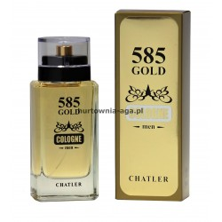 585 GOLD COLOGNE men 75 ml Chatler