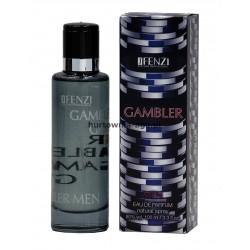 GAMBLER eau de parfum 100ml J'Fenzi