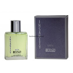 INSANITY MEN eau de parfum 100ml J'Fenzi
