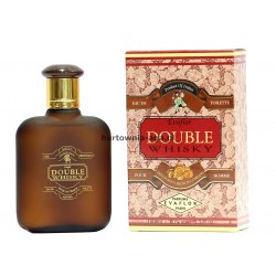 DOUBLE WHISKY eau do toilette for Men 100ml Evaflor