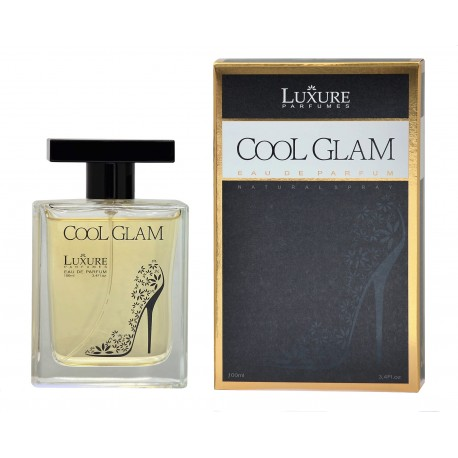COOL GLAM eau de parfum 100ml Luxure