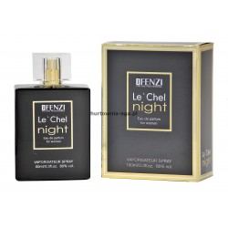 Le' Chel NIGHT eau de parfum for women 100 ml J' Fenzi
