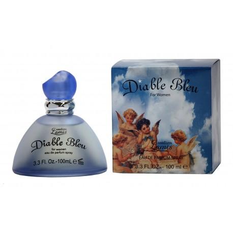 Diable Bleu eau de parfum 100 ml Creation Lamis