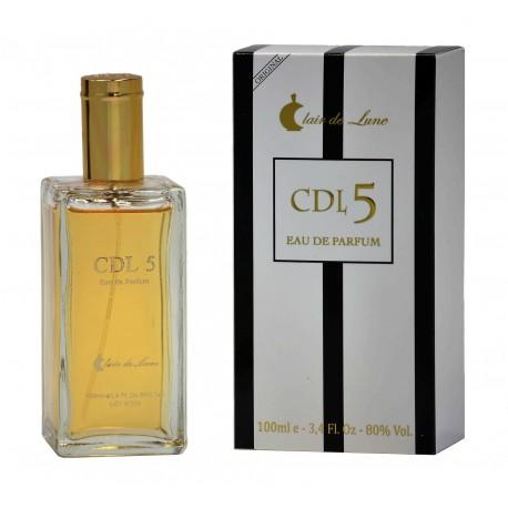 CDL 5  eau de parfum 100 ml