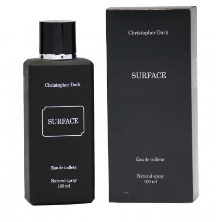 SURFACE eau de toillete 100 ml Christopher Dark