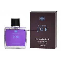 JOE eau de toilette 100 ml Christopher Dark