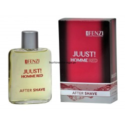 JUUST!  homme red after shave 100 ml J' Fenzi