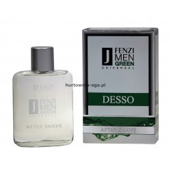DESSO universal  green after shave 100 ml  J' Fenzi