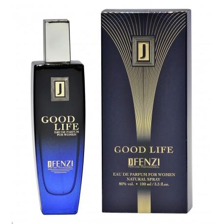 GOOD LIFE eau de parfum 100ml J'Fenzi