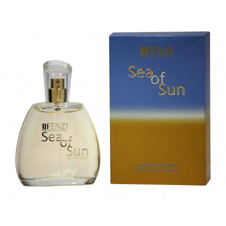 SEA OF SUN eau de parfum 100ml J'Fenzi