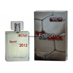 Sport Edition 2012 for men 100ml J'Fenzi