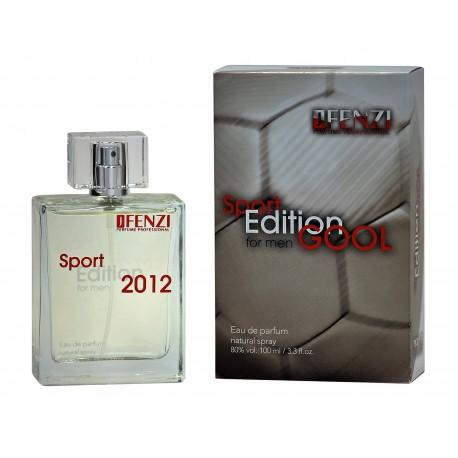 Sport Edition 2012 for men 100ml J'Fenzi