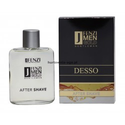 DESSO MEN  Gold Gentleman after shave 100 ml  J' Fenzi