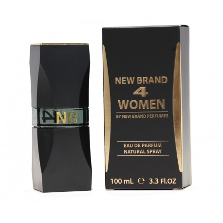 NEW BRAND 4 WOMEN eau de parfum 100ml New Brand