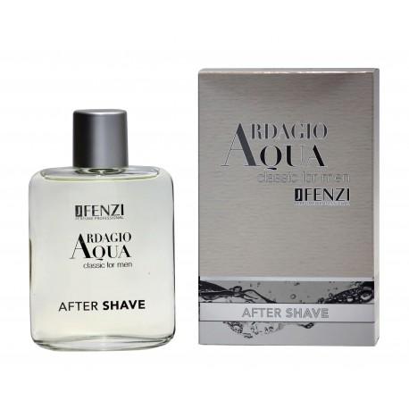 Ardagio Aqua classic for men after shave 100 ml J' Fenzi