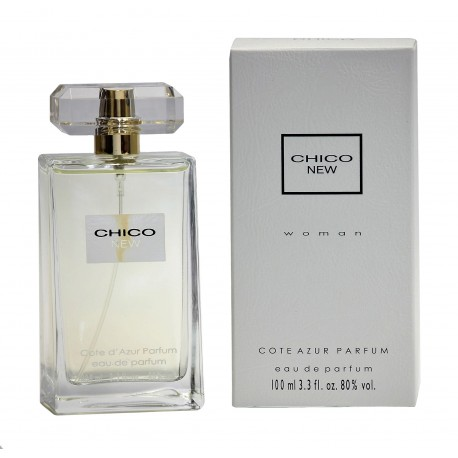 CHICO NEW woman eau de parfum 100ml Cote Azur