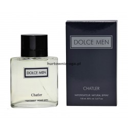 DOLCE MEN - eau de toilette 100ml Chatler