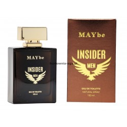 INSIDER MEN eau de toilette 100ml MAYbe