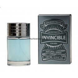 INVINCIBLE FOR MEN eau de toilette 100ml New Brand