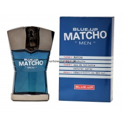 "MATCHO ""MEN"" eau de toilette 100ml Blue Up"