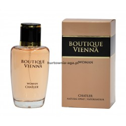 BOUTIQUE VIENNA WOMAN eau de parfume 100ml Chatler