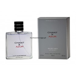 CHANT&AZUR Sport Men Edition 2017 eau de toilette 100ml Cote Azur