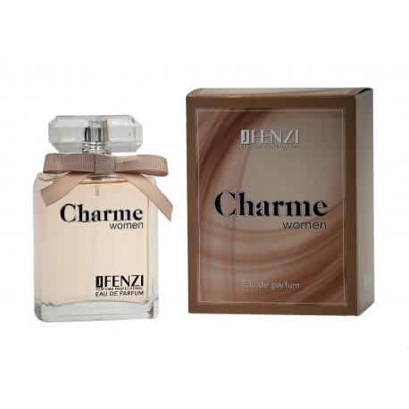 Charme women eau de parfum 100 ml J' Fenzi