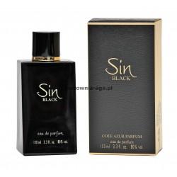SIN BLACK eau de parfum 100ml Cote Azur