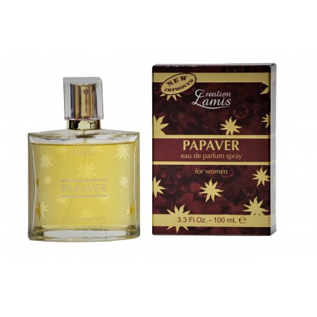 Papaver  eau de parfum 100 ml  Creation Lamis