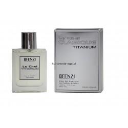 Le Chel Clasique Titanium eau de parfum pour homme 100 ml J' Fenzi