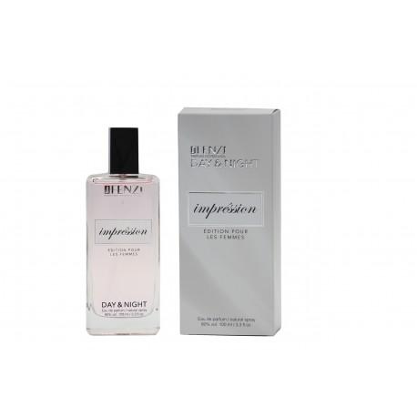 DAY&NIGHT impression eau de parfum 100 ml J' Fenzi