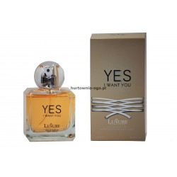 YES I WANT YOU EAU DE PARFUM 100 ML LUXURE