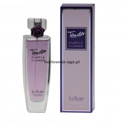 TENDER PURPLE FLOWER eau de parfum 100 ml Luxure