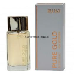 PURE GOLD eau de parfum for women 100 ml J' Fenzi