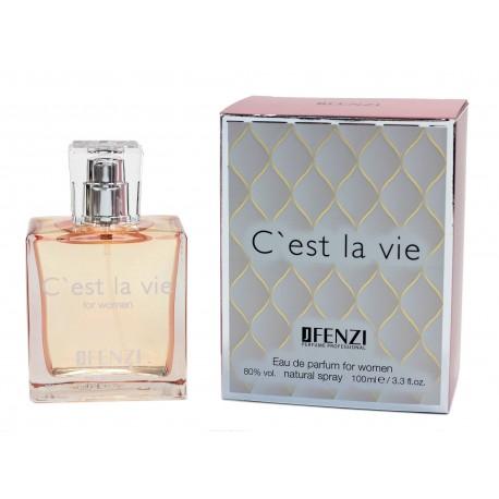 C'est la vie eau de parfum 100 ml J'Fenzi