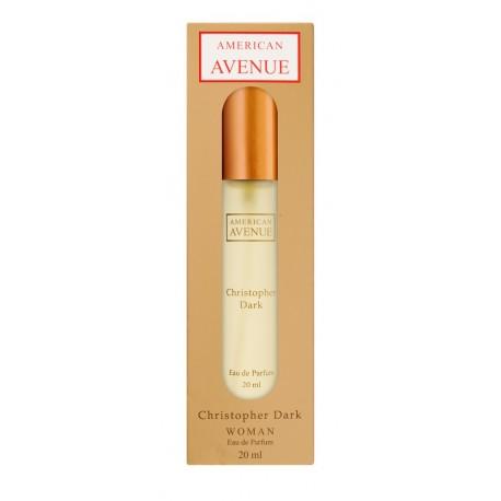 American Avenue Woman eau de parfum 20 ml Christopher Dark