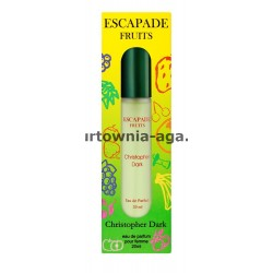 ESCAPADE Fruits  eau de parfum 20 ml Christopher Dark