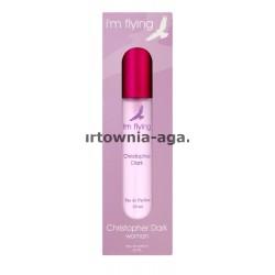 I'm flying woman eau de parfum 20 ml Christopher Dark