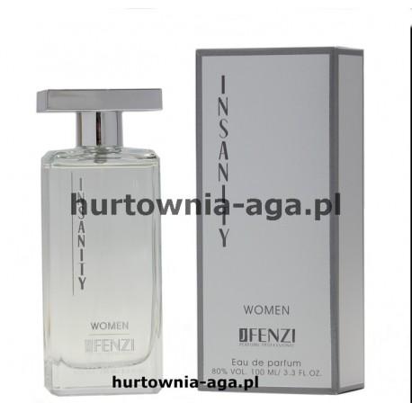 INSANITY WOMEN eau de parfum 100 ml J' Fenzi