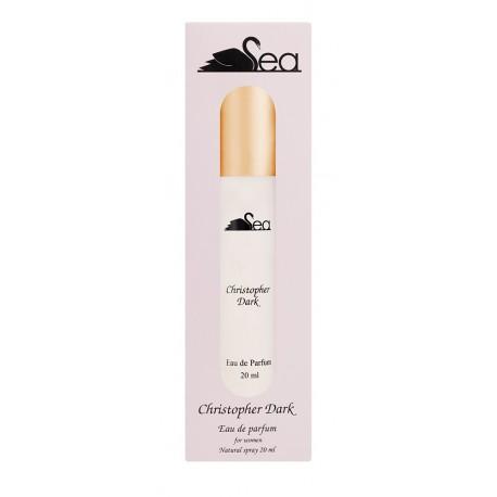 Sea eau de parfum 20 ml Christopher Dark