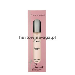 Sweet for women eau de parfum 20 ml Christopher Dark