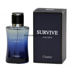 SURVIVE for men eau de parfum 100 ml Chatler
