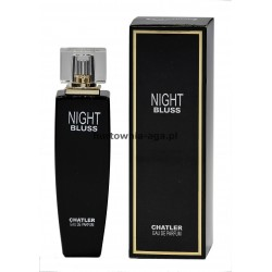 NIGHT BLUSS  eau de parfum  100 ml Chatler