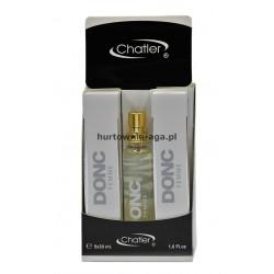 DONC femme eau de parfum 5 x 30 ml Chatler