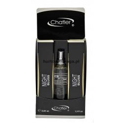 NIGHT BLUSS  eau de parfum  5x30 ml Chatler