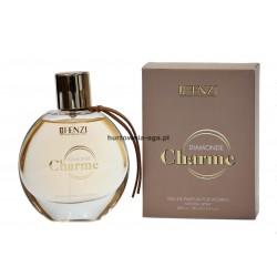 Charme Diamonde eau de parfum for women 100 ml J' Fenzi